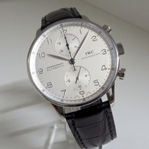 IWC Portuguese Chronograph 41mm Plata