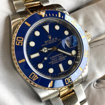 Rolex Submariner Date 116613LB 2012 pre-owned