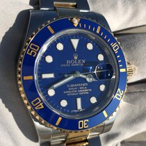 Rolex Submariner Date Gold/Steel 40mm Blue No numerals United States of America, Texas, Frisco