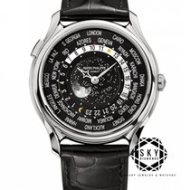 Patek Philippe World Time 5575G-001 Nenošeno Bjelo zlato 39.8mm Automatika