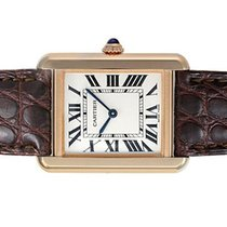Cartier Tank Solo W5200024 2010 pre-owned