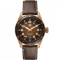 TAG Heuer Autavia Bronze 42mm Brown Australia, Melbourne