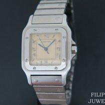 Cartier 1564 Acero Santos Galbée 36mm usados