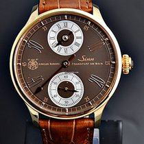 Sinn Rose gold Automatic 44mm 2012