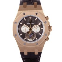 Audemars Piguet Royal Oak Tourbillon Rose gold 44mm No numerals United States of America, New York, Greenvale