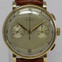 Cyma Chronograph Handaufzug 1948