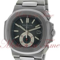 "Patek Philippe Nautilus Chronograph ""Discontinued Model"",..."