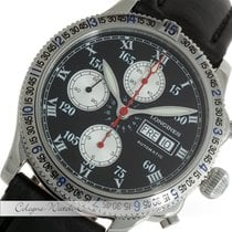 Longines Special Chronograph Stahl 26184512