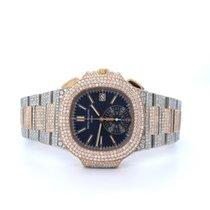 Patek Philippe Nautilus 5980/1AR-001 Diamonds 25ct