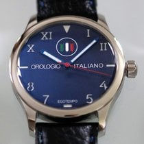 Egotempo PRELUDIO  (Blue and flat dial)