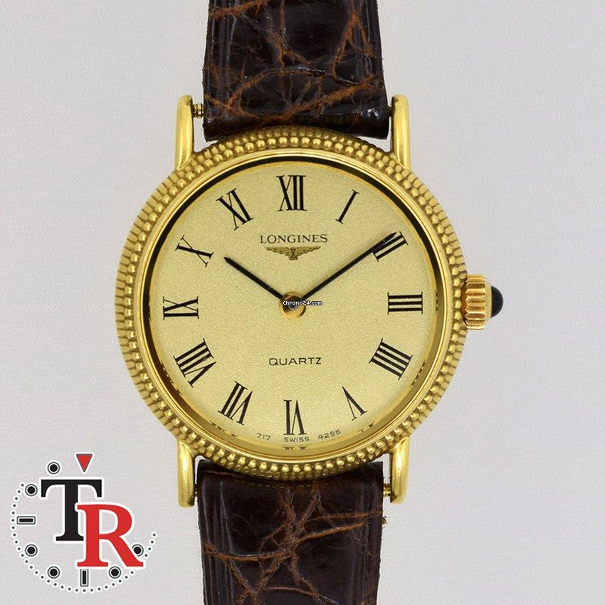 af46551da21c Relojes Longines Oro amarillo - Precios de todos los relojes Longines Oro  amarillo en Chrono24