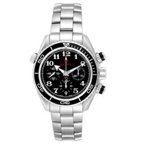 Omega Seamaster Planet Ocean Chronograph new Automatic Chronograph Watch with original box 222.30.38.50.01.003