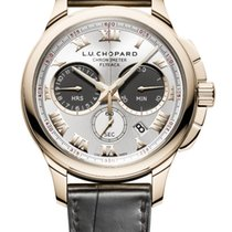Chopard L.U.C Chrono One 18K Rose Gold Men's Watch