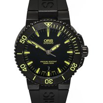 Oris Aquis Date 300m Automatic Men's Watch – 733-7653-4722