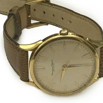 IWC vintage 18kt yellow Gold  wristwatch
