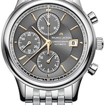 Maurice Lacroix Les Classiques Chronographe Steel 41mm United States of America, New York, New York City