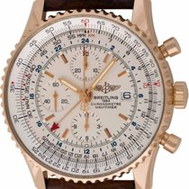 Breitling : Navitimer World :  R2432212/G622 :  18k Rose Gold