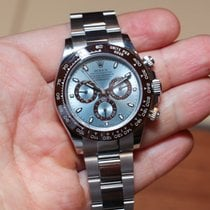 Rolex Daytona Platinum 40mm Blue United States of America, California, San Francisco