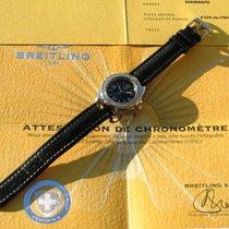 Breitling B CLASS D67365 SCHWARZES ZIFFERBLATT DIAMANTLÜNETTE