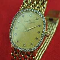 Baume & Mercier 18600 / 18k Gold & Diamonds