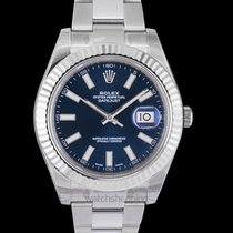 Rolex Datejust II new White gold