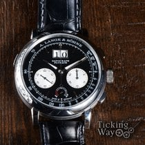 A. Lange & Söhne Datograph 405.035 2013 pre-owned