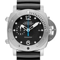 Panerai Luminor Submersible 1950 3 Days Automatic neu Automatik Uhr mit Original-Box und Original-Papieren PAM00614