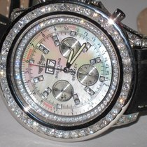 Breitling Bentley 6.75 Steel 48mm Mother of pearl No numerals United States of America, New York, NEW YORK CITY