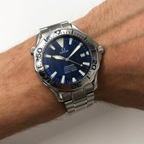 Omega 2255.80.00 Steel Seamaster Diver 300 M 41mm pre-owned United States of America, New York, NYC
