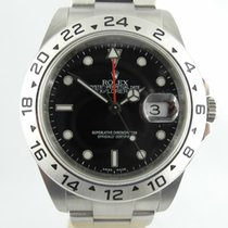 Rolex Explorer II RRR 3186 Nero Black Mint Condition