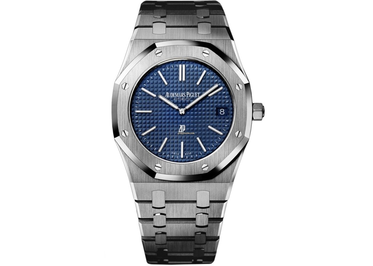 9f38231d379a4 Audemars Piguet Royal Oak Extra-Thin 15202ST.OO.1240ST.01 | Chrono24