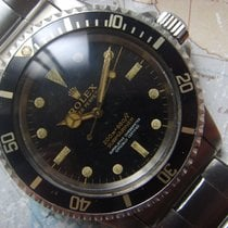 Rolex Submariner (No Date) 5512 1965 pre-owned