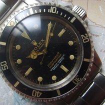 勞力士 5512 鋼 1965 Submariner (No Date) 40mm 二手
