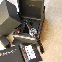 Hamilton Khaki Aviation Pilot Automatic Chronograph Full Set