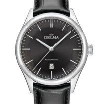 Delma Staal 43mm Automatisch 41601.688.6.031 nieuw