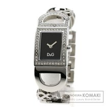 Dolce & Gabbana 20mm Quartz pre-owned Black
