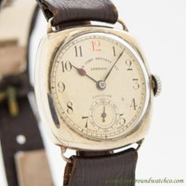 Longines Silver Manual winding Arabic numerals 28mm pre-owned