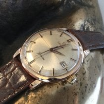 Omega Rose gold Manual winding Champagne No numerals 35mm pre-owned Genève
