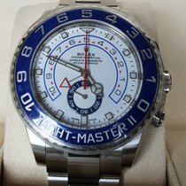 Rolex Yacht-Master II Steel 44mm White No numerals United States of America, California, 95014