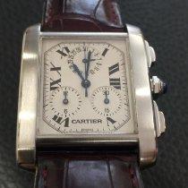 90c9d8773ac Relógios Cartier Tank Française usados