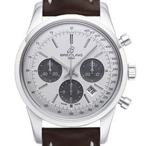 Breitling Transocean Chronograph Steel 43mm United States of America, California, Redwood City