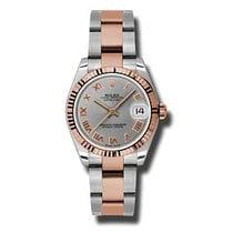 Rolex Lady-Datejust Steel 31mm Grey Roman numerals United States of America, Pennsylvania, Holland
