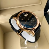 A. Lange & Söhne Lange 1 Red gold 38.5mm Black United States of America, New York, Brooklyn