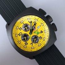 Luminox Tony Kanaan Carbon 44mm Gelb Arabisch