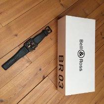 Bell & Ross Stahl 42mm Automatik BR03-92-S gebraucht Schweiz, Füllinsdorf