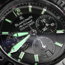 Blancpain Steel 40mm Automatic 2285F-6530-66 new