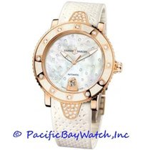 Ulysse Nardin Lady Diver Starry Night Rose gold 40mm Mother of pearl United States of America, California, Newport Beach