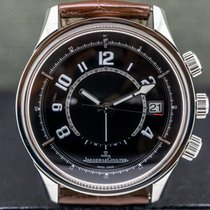 Jaeger-LeCoultre AMVOX Steel 41.8mm Black Arabic numerals United States of America, Massachusetts, Boston