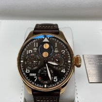 IWC IW502617 Red gold 2013 Big Pilot 46,2mm new