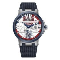 Ulysse Nardin Executive Skeleton Tourbillon 1713139LE/US new
